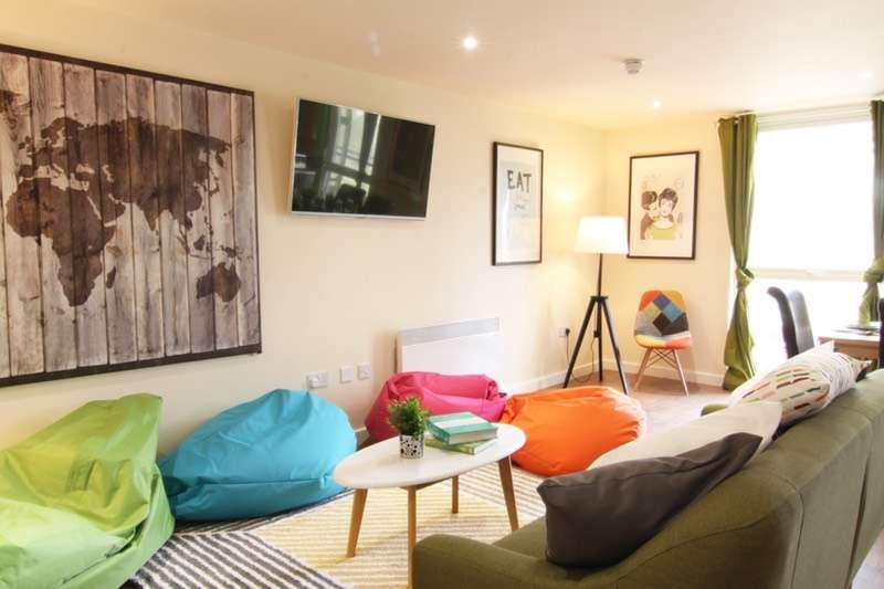 6 Bedrooms Flat for rent in Huntingdon Street, Nottingham, Nottinghamshire, NG1