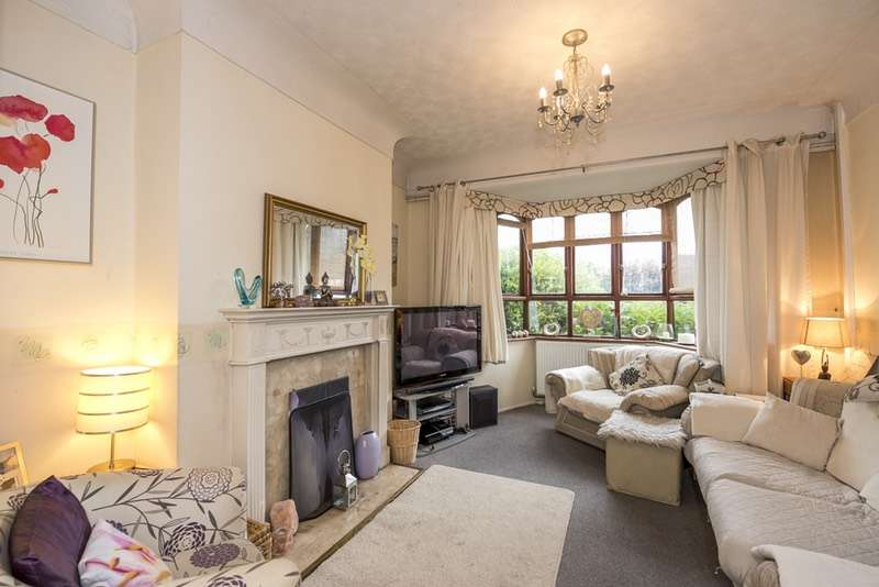 4 Bedrooms Semi Detached House for sale in Kings Drive, Liverpool, Merseyside, L25