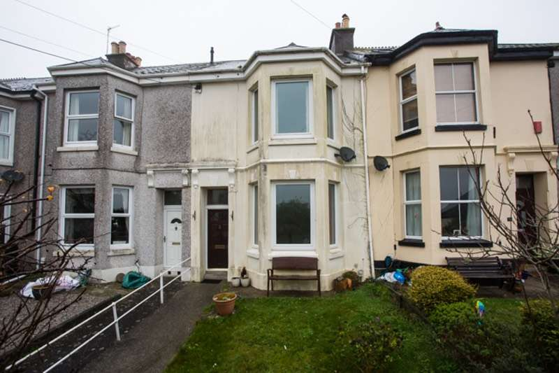 3 Bedrooms Terraced House for sale in Higher Port View, Saltash, Cornwall, PL12