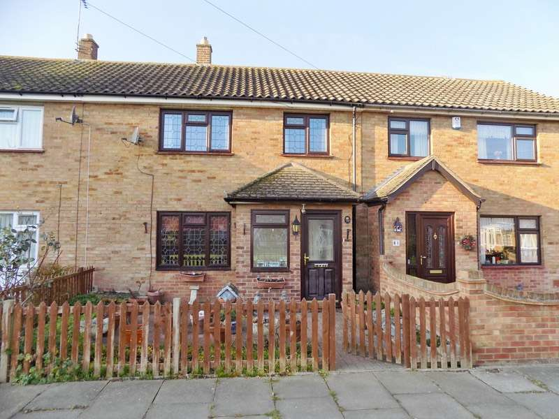 3 Bedrooms Terraced House for sale in Laird Avenue, Grays, Essex, RM16
