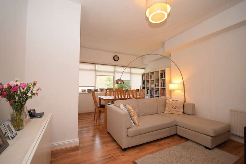 1 Bedroom Flat for sale in Rectory Grove, London, London, SW4