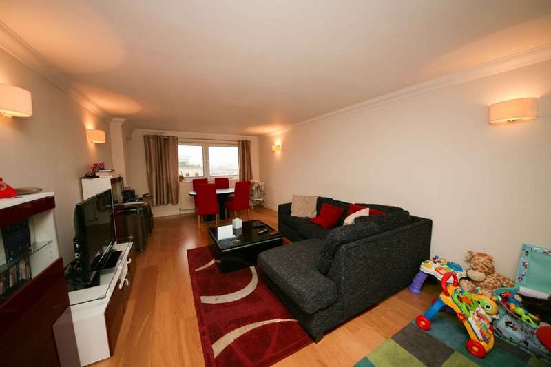 2 Bedrooms Flat for sale in The Broadway, London, London, SW19