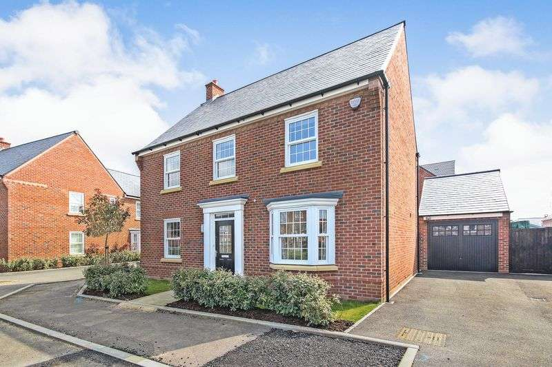 4 Bedrooms Detached House for sale in Brooke Piece, Marston Moretaine