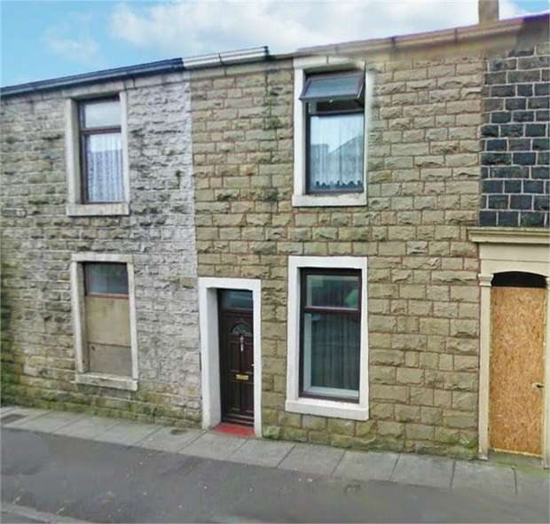 2 Bedrooms Terraced House for sale in Horne Street, Accrington, Lancashire