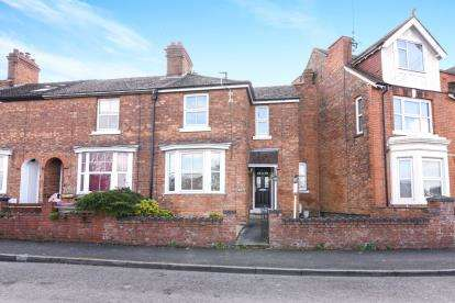 2 Bedrooms Terraced House for sale in Burford Road, Evesham, Worcestershire, .