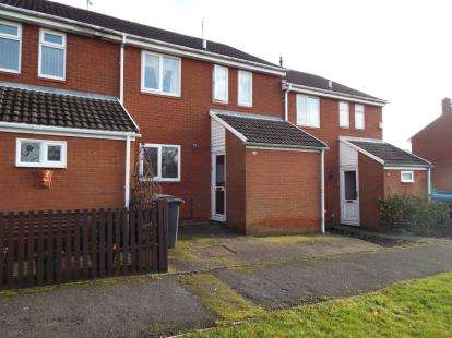 3 Bedrooms Terraced House for sale in Bournebrook View, Arley, Coventry, Warwickshire