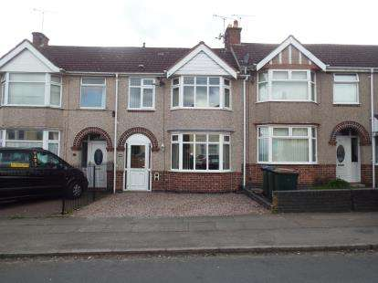 3 Bedrooms Terraced House for sale in Evenlode Crescent, Coundon, Coventry