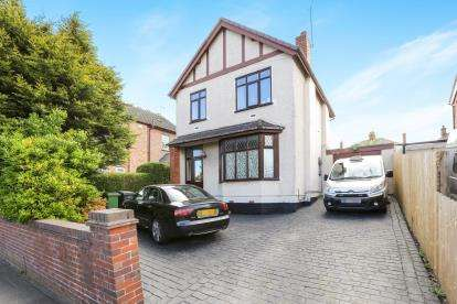 3 Bedrooms Detached House for sale in Penn Road, Wolverhampton, West Midlands