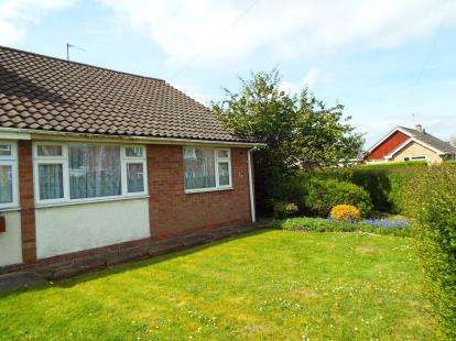 2 Bedrooms Bungalow for sale in Dunster Road, Cheltenham, Gloucestershire