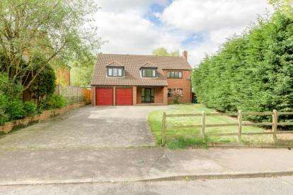 5 Bedrooms Detached House for sale in The Approach, Two Mile Ash, Milton Keynes