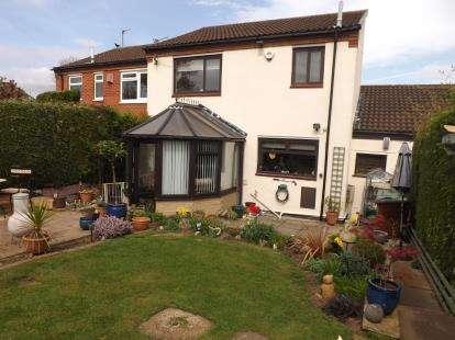 2 Bedrooms Semi Detached House for sale in Garrett Grove, Nethergate, Nottingham