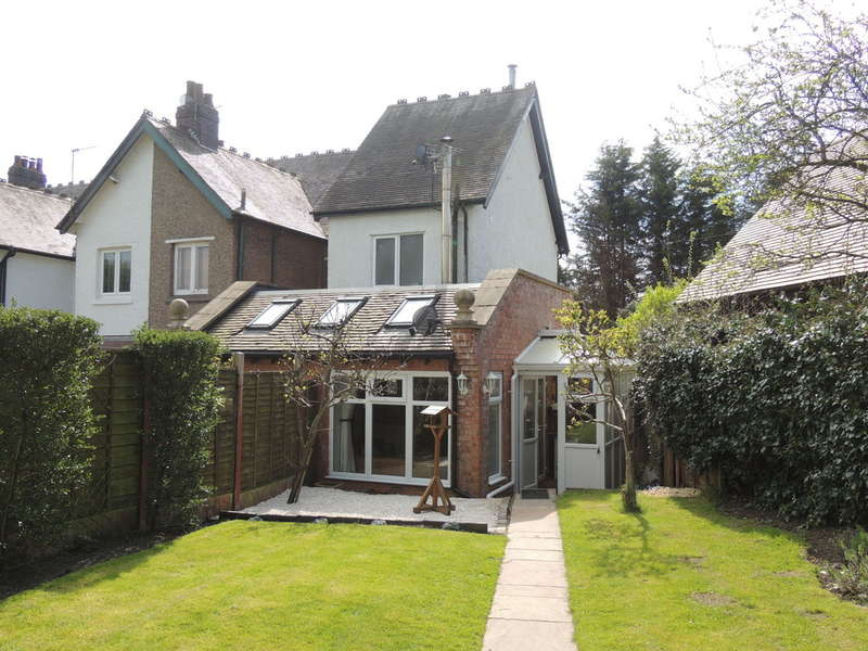 2 Bedrooms End Of Terrace House for sale in Warwick Road, Chadwick End