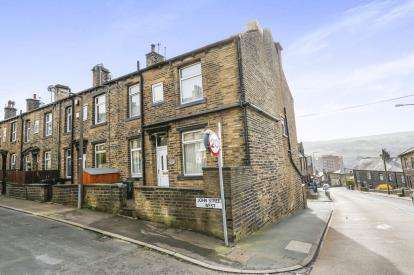 2 Bedrooms End Of Terrace House for sale in John Street West, Sowerby Bridge, West Yorkshire