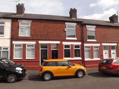 2 Bedrooms House for sale in Pickmere Street, Warrington