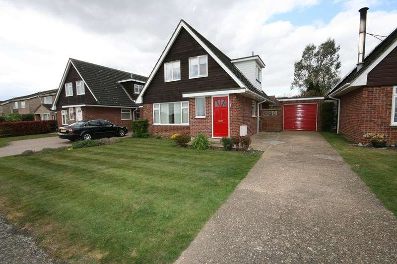 3 Bedrooms Detached House for sale in Cedar Drive, Attleborough
