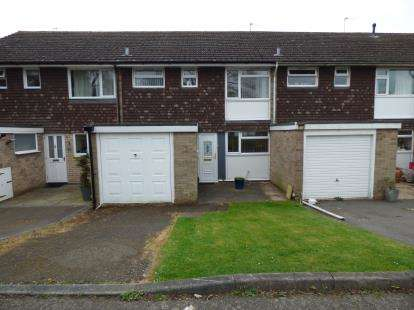 3 Bedrooms Terraced House for sale in Parklands Avenue, Leamington Spa, Warwickshire, England