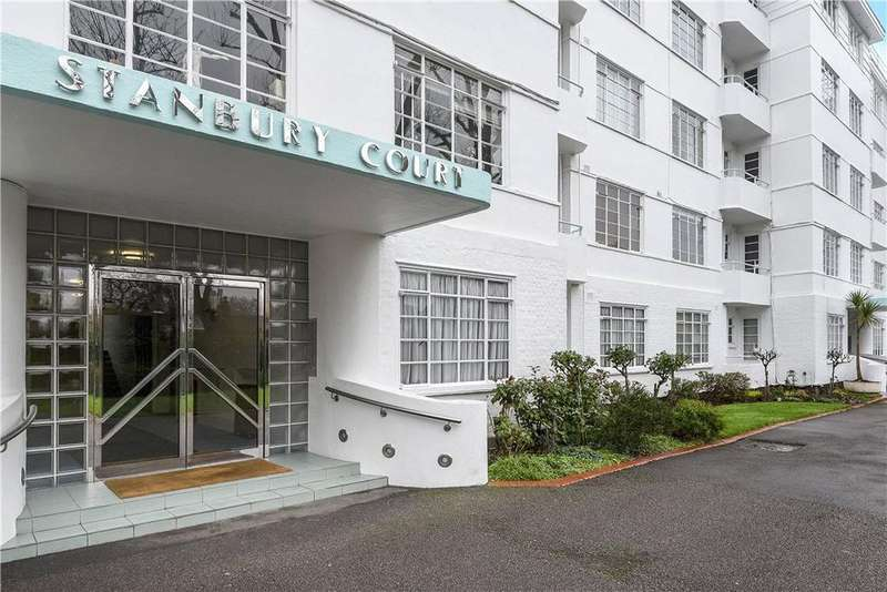 1 Bedroom Flat for sale in Stanbury Court, 99 Haverstock Hill, London, NW3