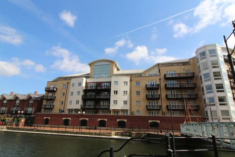 2 Bedrooms Apartment Flat for rent in Adventurers Quay, Cardiff