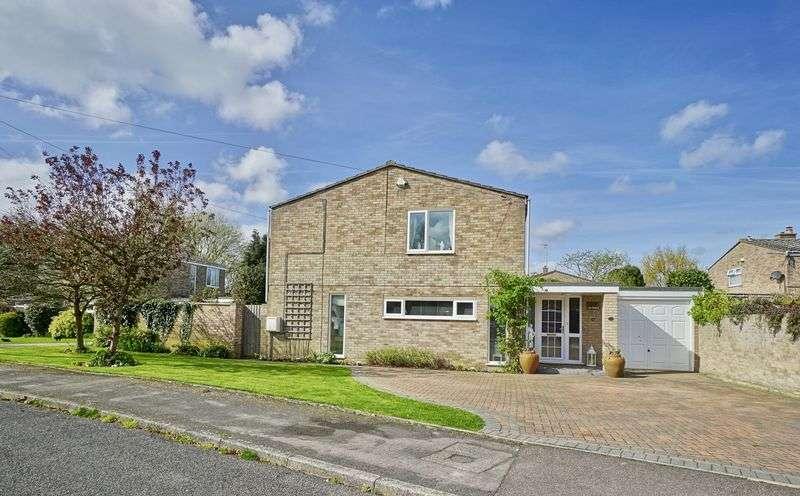 3 Bedrooms Detached House for sale in Buckden, Cambridgeshire