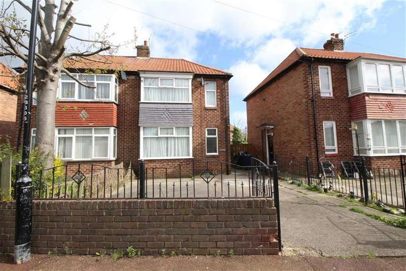 2 Bedrooms Semi Detached House for sale in Brookside Crescent, Newcastle Upon Tyne, NE5