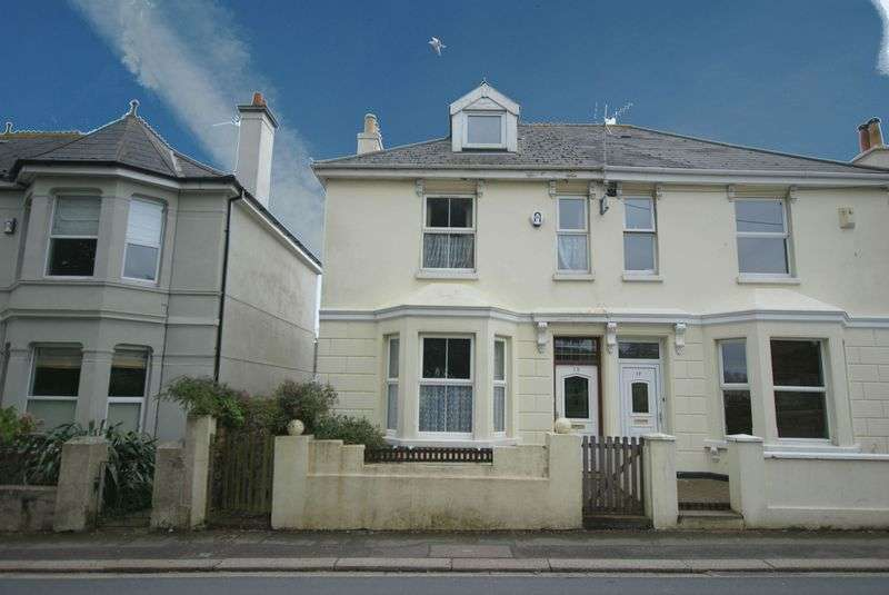 5 Bedrooms Semi Detached House for sale in St Stephens, Saltash