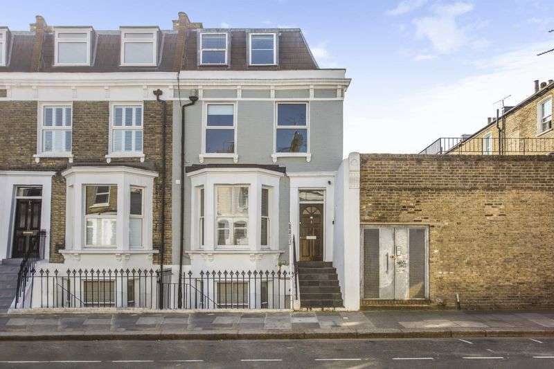 2 Bedrooms Flat for sale in Halford Road, London