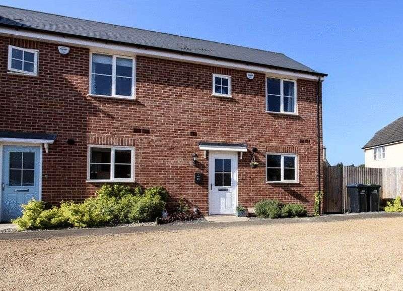 3 Bedrooms Terraced House for sale in Celandine View, Soham