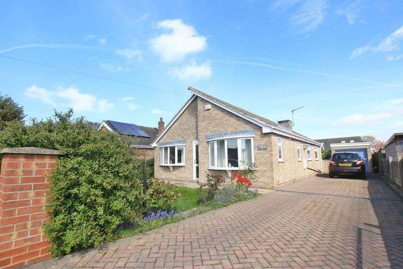 3 Bedrooms Detached Bungalow for sale in STONEY WAY, TETNEY