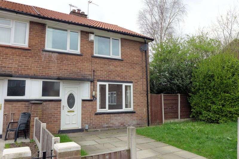 3 Bedrooms Terraced House for sale in Springside Close, Worsley