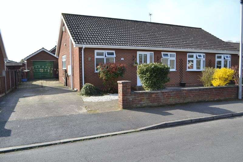 4 Bedrooms Detached Bungalow for sale in Chamomile Close, Scunthorpe