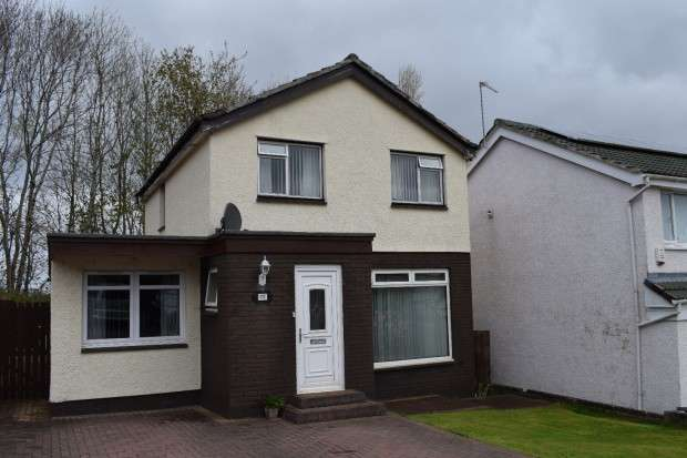 4 Bedrooms Detached House for sale in Mulben Terrace, Crookston, G53