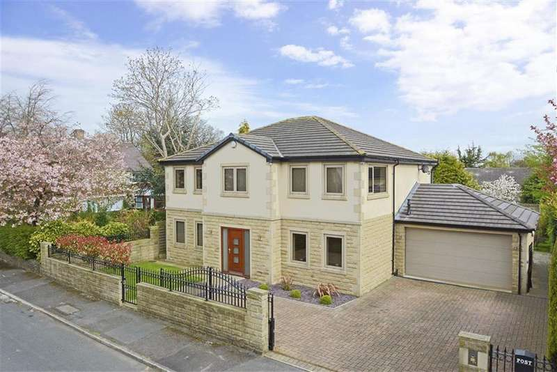 4 Bedrooms Detached House for sale in Inglewood Avenue, Birkby, Huddersfield, HD2