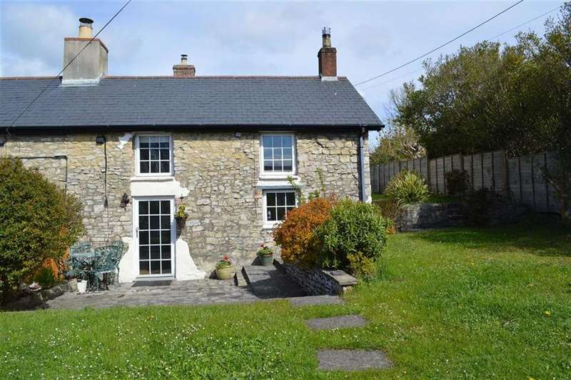 2 Bedrooms Cottage House for sale in Well Road, East Aberthaw