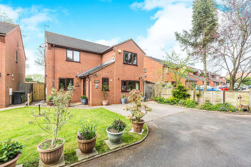 4 Bedrooms Detached House for sale in Nuffield Close, Worcester, WR2