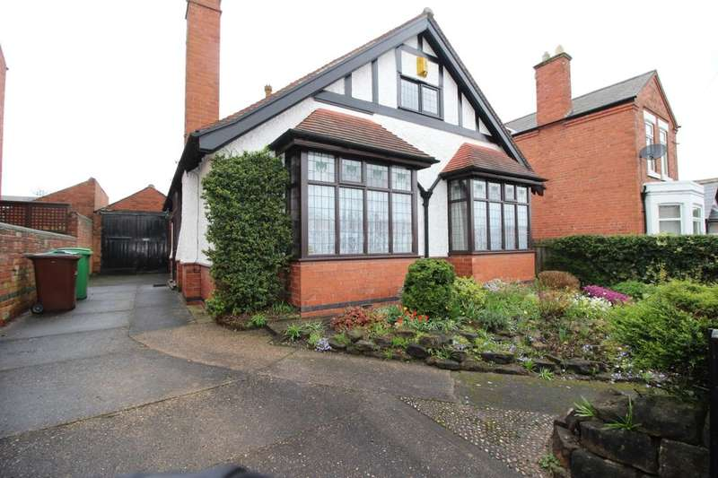 2 Bedrooms Detached Bungalow for sale in St. Albans Road, Nottingham, NG6