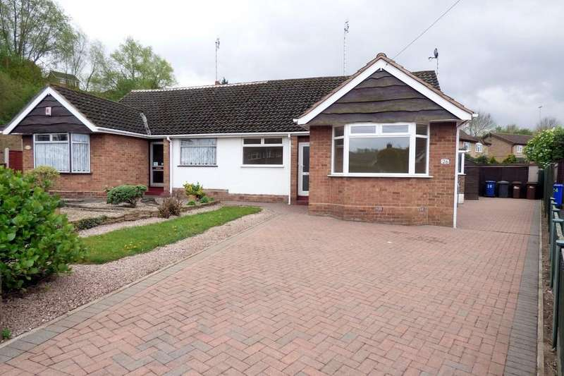 3 Bedrooms Semi Detached Bungalow for sale in Marlborough Crescent, Stapenhill