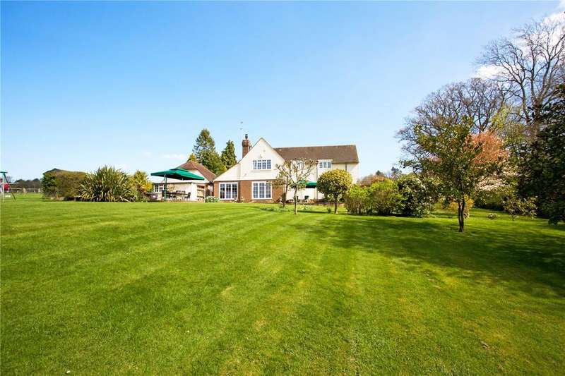 4 Bedrooms Unique Property for sale in Birch Grove, Horsted Keynes, West Sussex, RH17