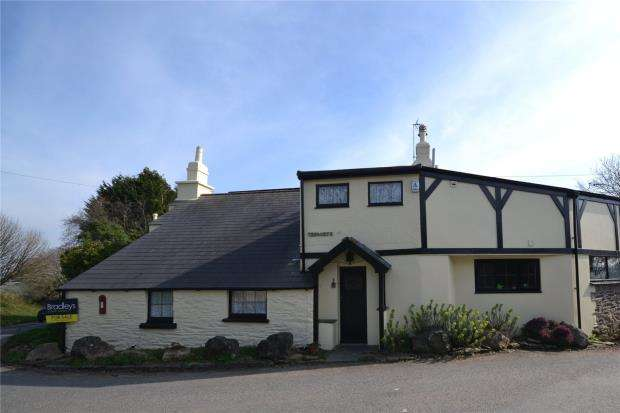 6 Bedrooms Detached House for sale in Widegates, Looe, Cornwall
