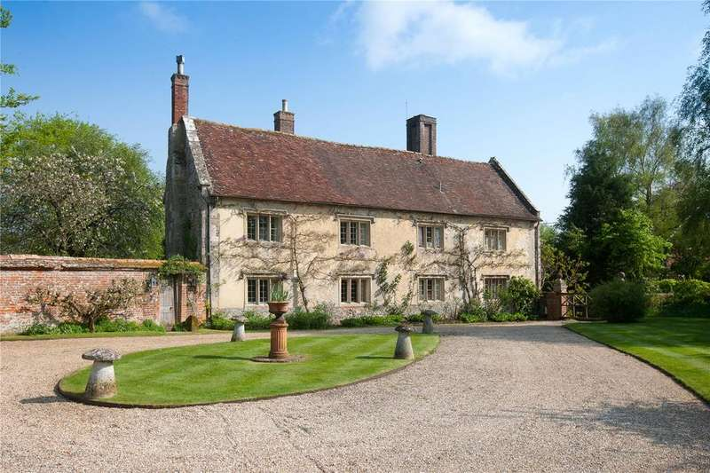6 Bedrooms Detached House for sale in Martin, Fordingbridge, Hampshire, SP6