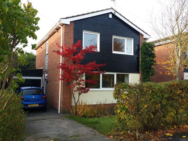 4 Bedrooms Detached House for sale in Staining Rise, Blackpool, Lancashire, FY3