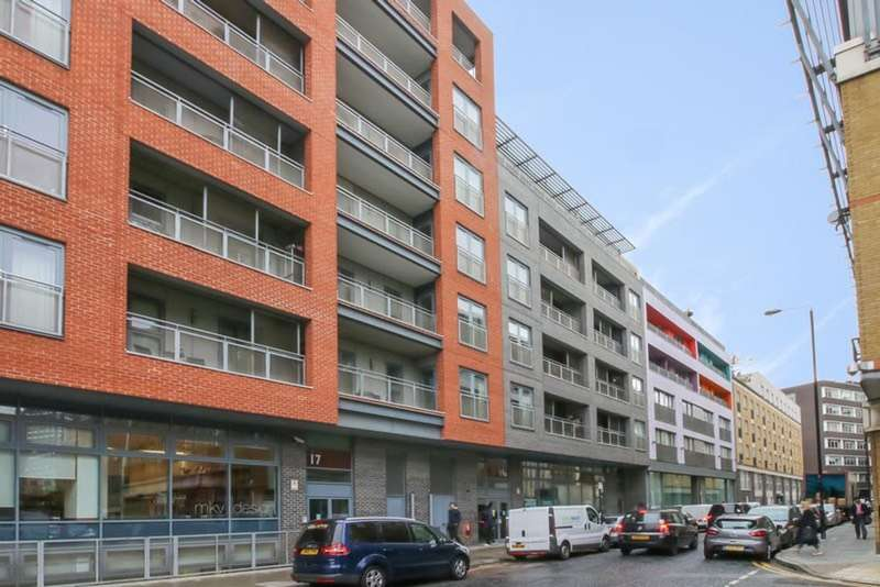 2 Bedrooms Flat for sale in Plumbers Row, London, London, E1