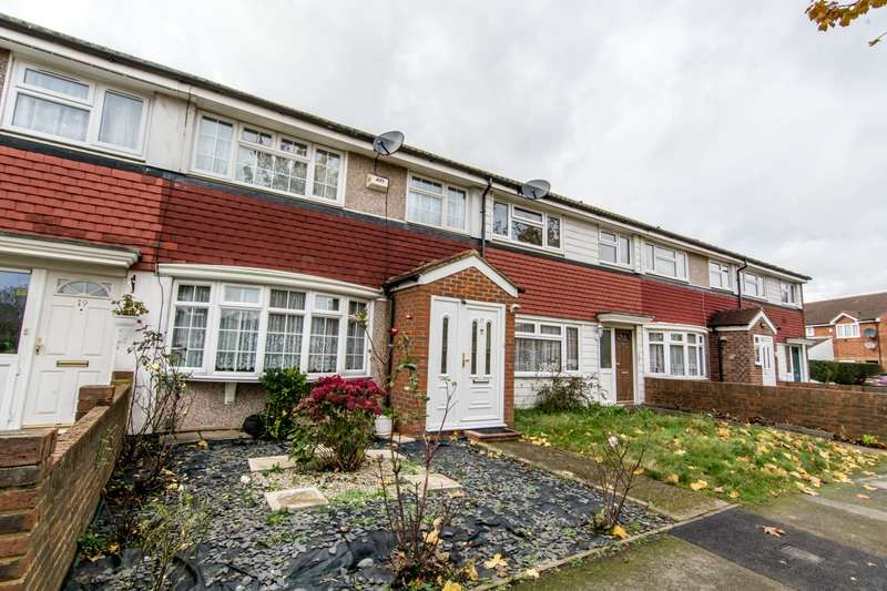 3 Bedrooms Terraced House for sale in Forest Road, Watford, Hertfordshire, WD25