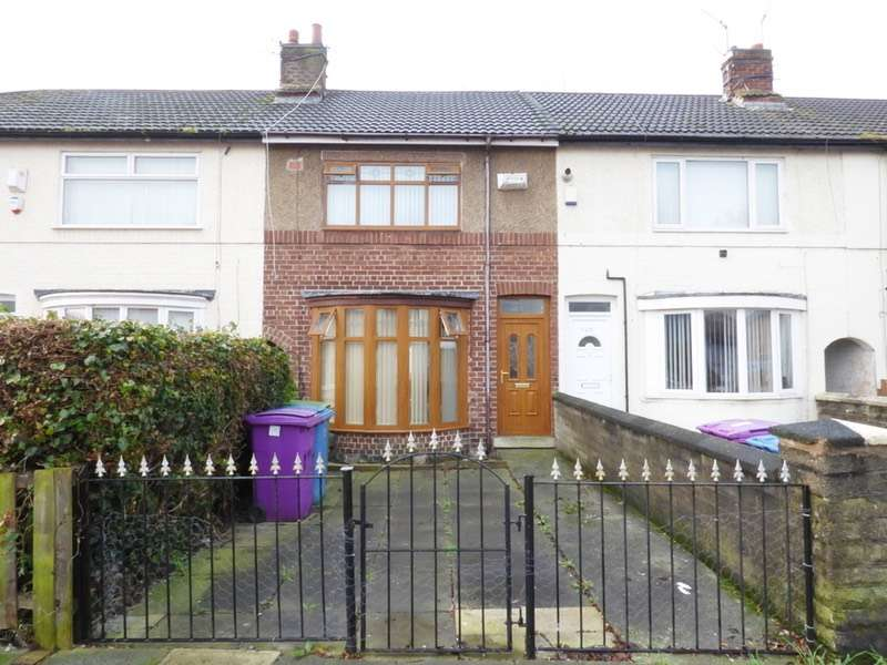 2 Bedrooms Terraced House for sale in Hebden Road, Liverpool, Merseyside, L11