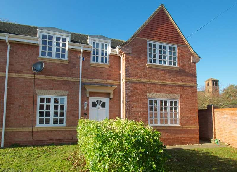 4 Bedrooms Semi Detached House for sale in Waterloo Road, Telford, Shropshire, TF1
