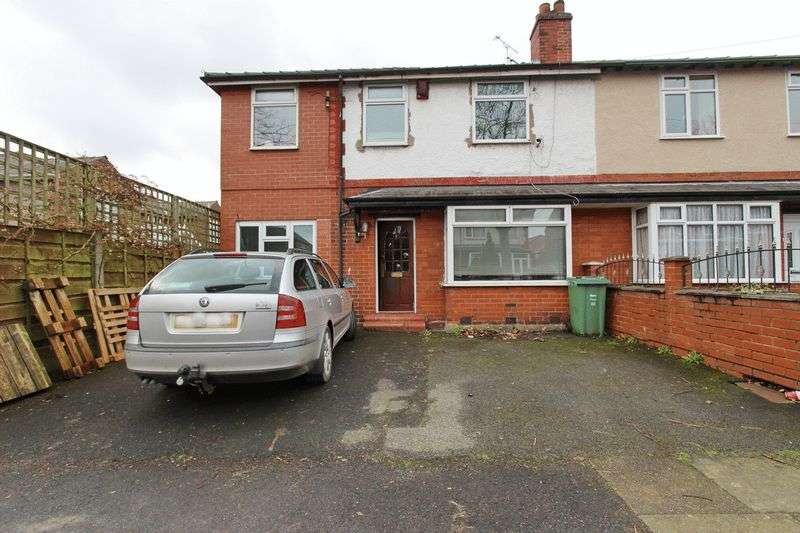 5 Bedrooms Semi Detached House for sale in Dalton Avenue, Whitefield, Manchester