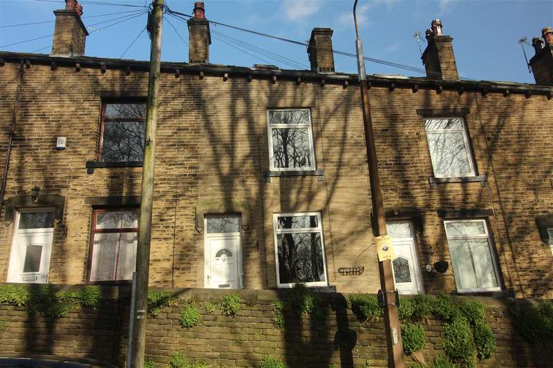 2 Bedrooms Terraced House for sale in Violet Terrace, Off Gratrix Lane, Sowerby Bridge