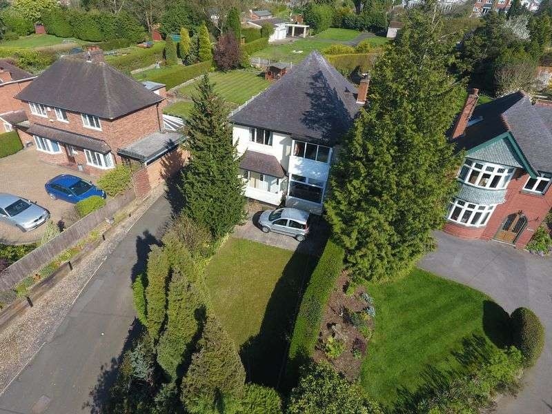 4 Bedrooms Detached House for sale in Birmingham Road, Marlbrook. Bromsgrove