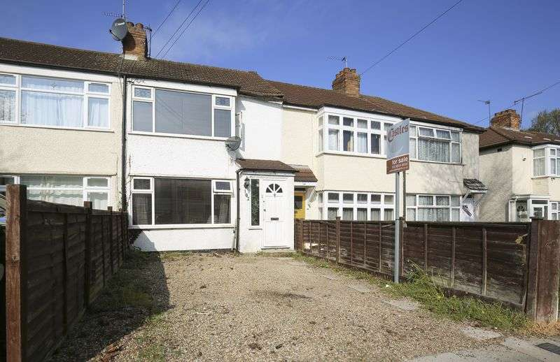 2 Bedrooms Terraced House for sale in Winnington Road, Enfield