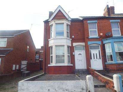 3 Bedrooms Terraced House for sale in Bagot Street, Wavertree, Liverpool, Merseyside, L15