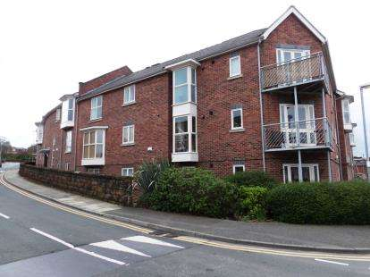 2 Bedrooms Flat for sale in Waters Edge, Chester, Cheshire, CH1